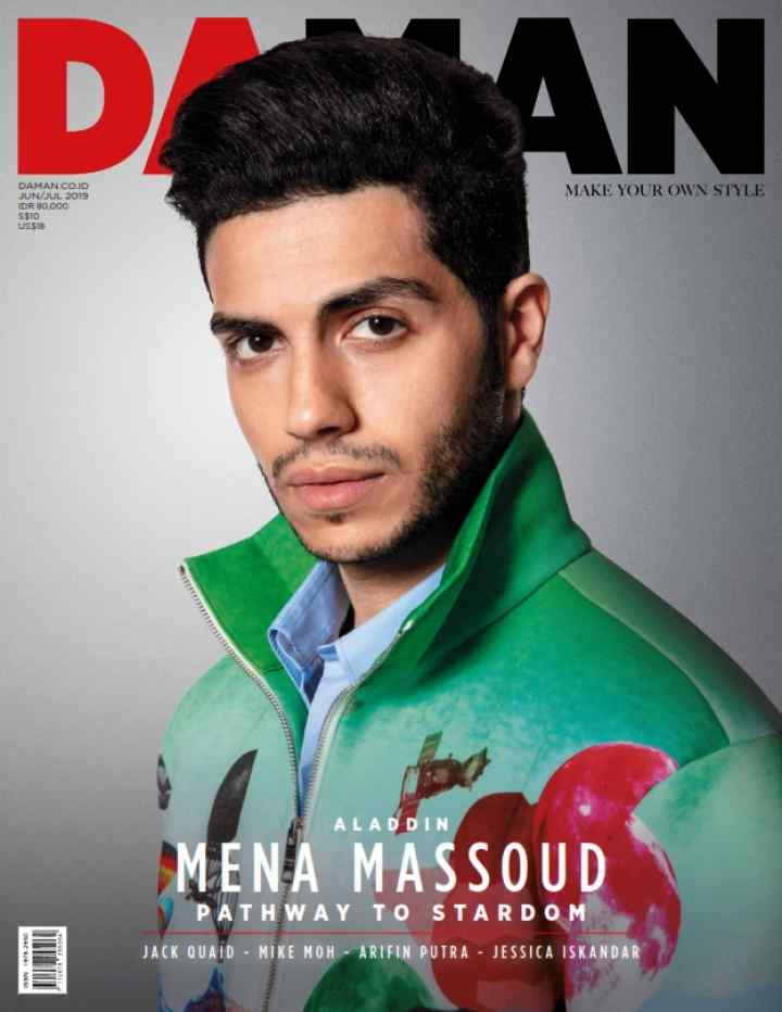 DaMan April/May 2019
