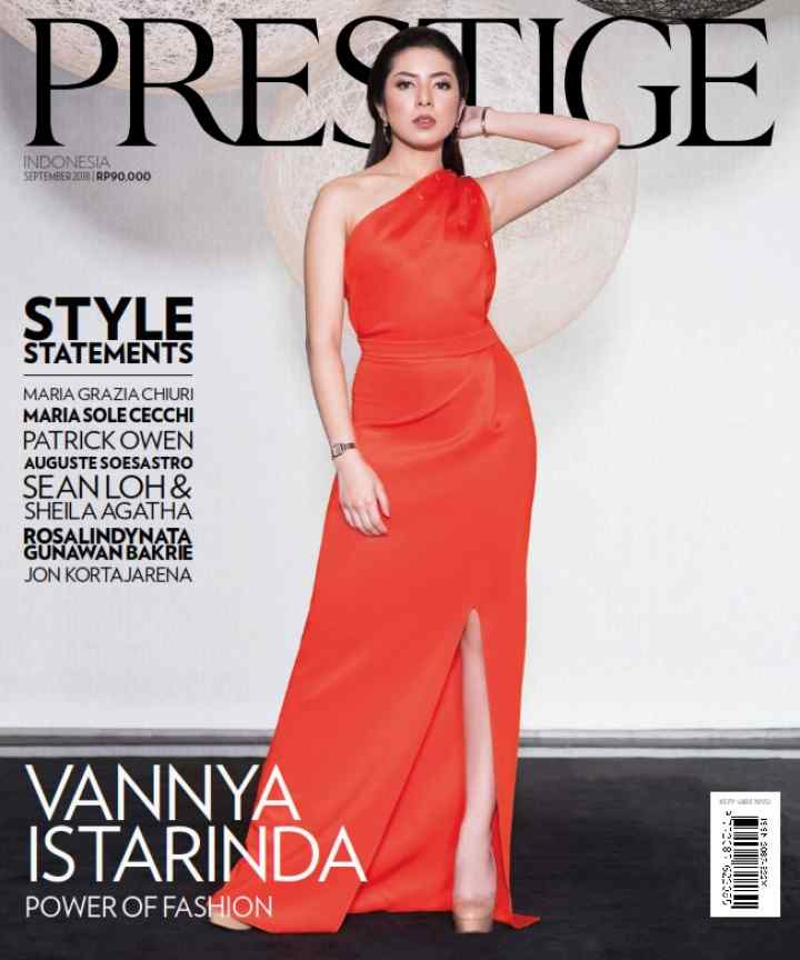 Cover Prestige Sep 2018 Edition